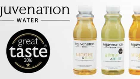 Rejuvanation Water Free Samples