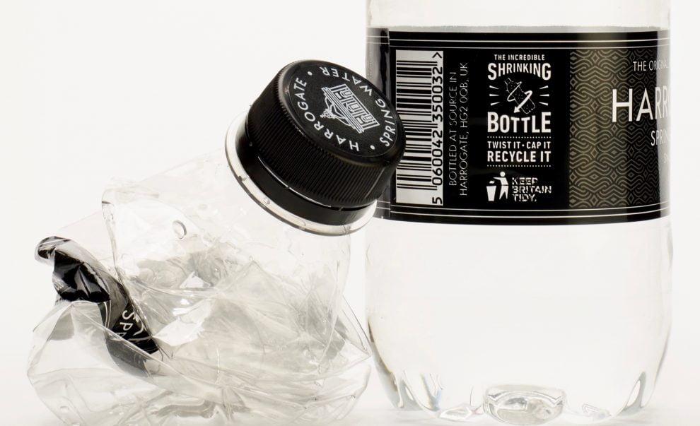 Harrogate Water PET Plastic Bottles
