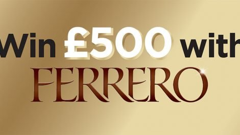 win £500 with ferrero
