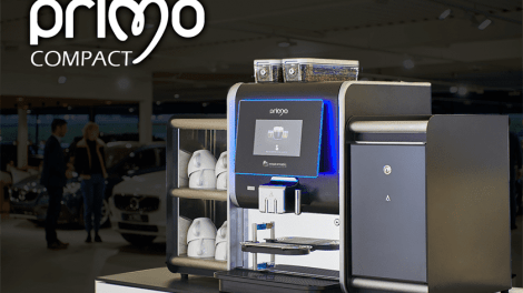 primo compact vending machine