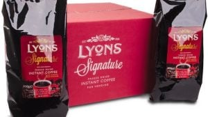 Lyons Instant Coffee