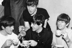 Taking A Tea Break