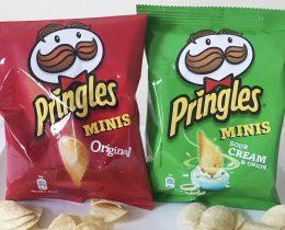 Pringles Minis' Shelf Life