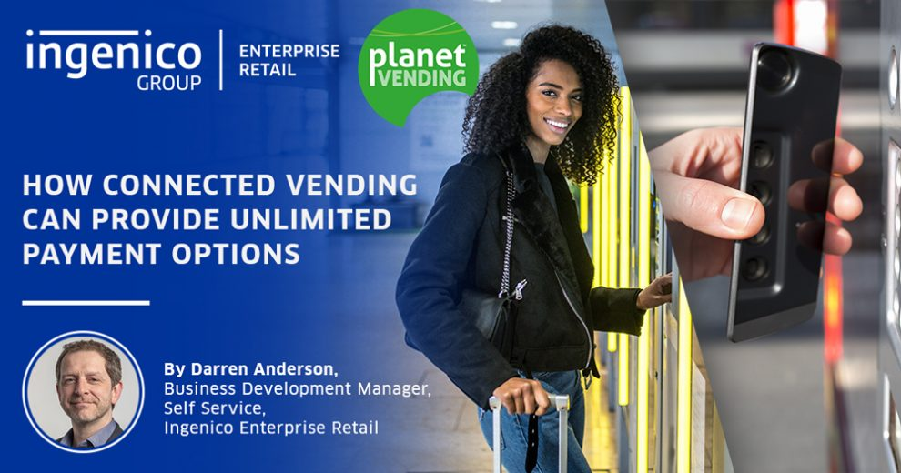 Connected Vending