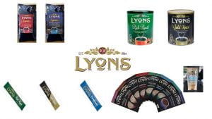 Four New Product Ranges for Lyons Instant Coffee as Andy Dixon Looks Forward to Virtual Vendex